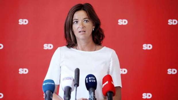 Opozicijski voditelji na srečanju tudi o ustavni obtožbi predsednika vlade (foto: Daniel Novakovič/STA)