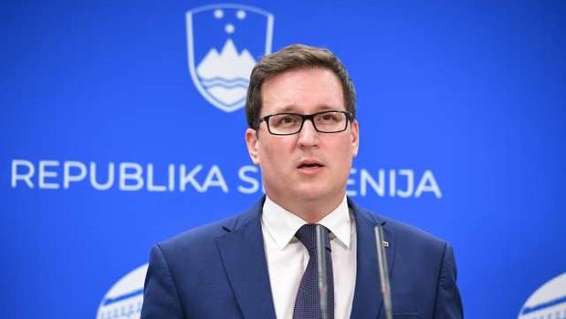 Boštjan Koritnik: Aplikacijo #OstaniZdrav si je naložilo okoli 5000 prebivalcev (foto: Nebojša Tejić/STA)