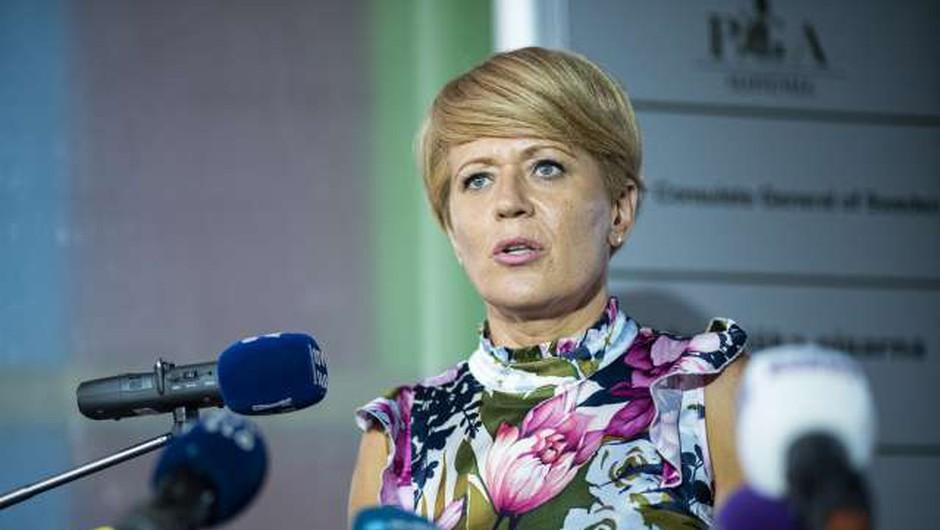 Severnoprimorski pokrajinski odbor DeSUS podpira Pivčevo in kritičen do Gantarja (foto: Bor Slana/STA)