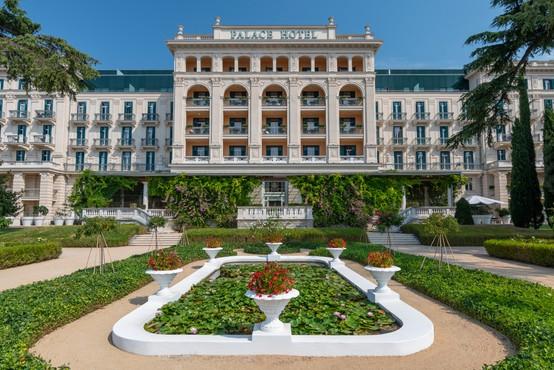 Eden najbolj znanih slovenskih hotelov praznuje 110. obletnico