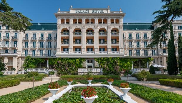 Eden najbolj znanih slovenskih hotelov praznuje 110. obletnico (foto: Shutterstock)
