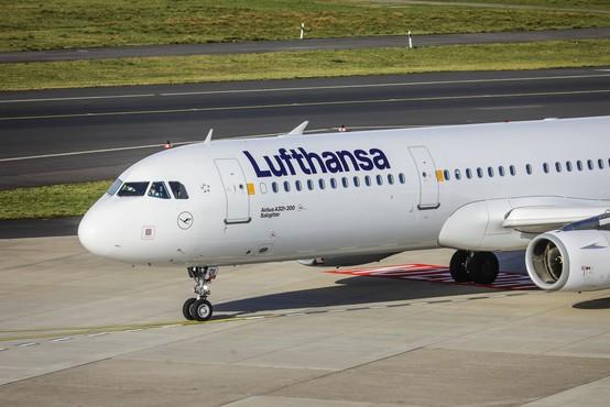 Pandemija koronavirusa ogroža polovico od 1,1 milijona delovnih mest v nemškem letalskem sektorju
