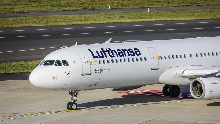 Pandemija koronavirusa ogroža polovico od 1,1 milijona delovnih mest v nemškem letalskem sektorju (foto: Profimedia)