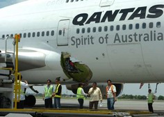 Avstralski Qantas ob več kot milijardni izgubi potrdil odpuščanja