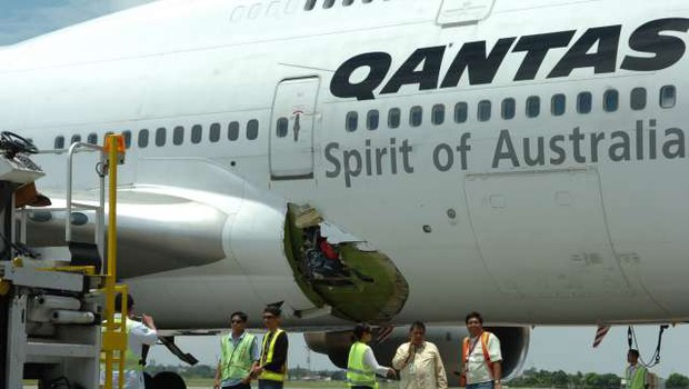 Avstralski Qantas ob več kot milijardni izgubi potrdil odpuščanja (foto: Xinhua/STA)
