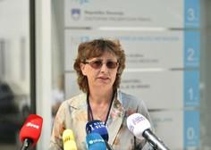 Nuška Čakš Jager: Med 43 okuženimi jih je sedem že imelo odrejeno karanteno