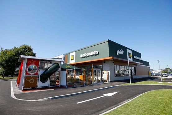 V Murski Soboti odprli prvo restavracijo McDonald's v Pomurju