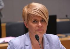 Poslanec Franc Jurša meni, da s predsednico Aleksando Pivec ni poti naprej