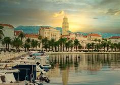 Na Hrvaškem rekordnih 265 primerov okužbe, samo v splitsko-dalmatinski županiji 103