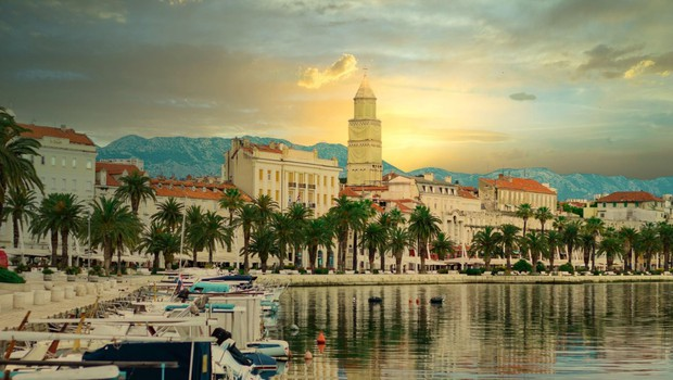 Na Hrvaškem rekordnih 265 primerov okužbe, samo v splitsko-dalmatinski županiji 103 (foto: profimedia)