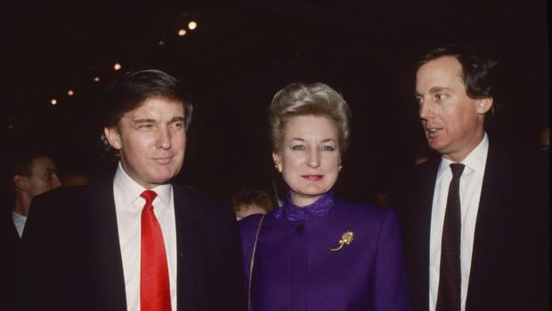 Maryanne Trump Barry: Moj brat je krut človek in lažnivec (foto: profimedia)