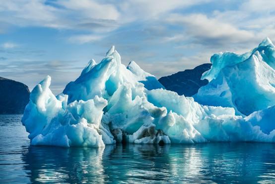 Sneženje ne more več nadomestiti taljenja ledenega pokrova na Grenlandiji