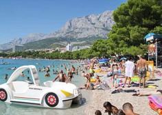 Slovenci avgusta na Hrvaškem ustvarili 94 odstotkov lanskega prometa