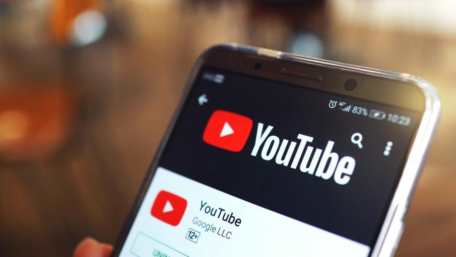 To je trenutno največji trend na YouTube, ki podira rekorde (foto: Shutterstock)