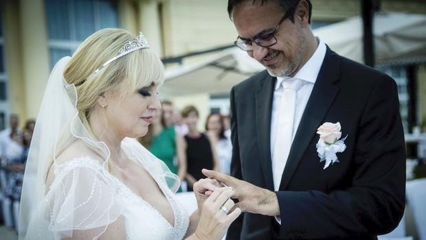 Alenka Kesar z iskreno izpovedjo o ločitvi in poti do prave ljubezni (foto: Alenka Kesar osebni arhiv)
