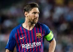 Messi po faksu poslal zahtevo o enostranski prekinitvi pogodbe
