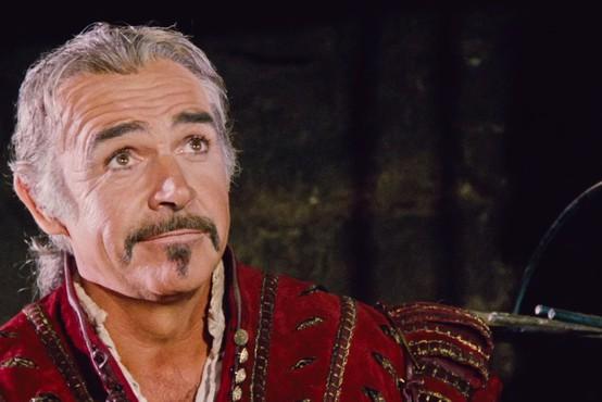 Eden najvidnejših igralcev svoje generacije Sean Connery dopolnil 90 let