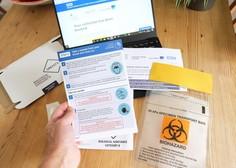 Na Švedskem 3700 ljudi lažno pozitivnih na koronavirus