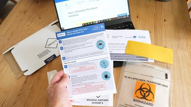 Na Švedskem 3700 ljudi lažno pozitivnih na koronavirus (foto: Profimedia)