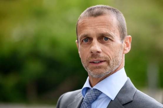 Aleksander Čeferin: Ideja o omejitvi plač igralcem je zanimiva