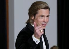 Brad Pitt zaljubljen v 27-letno dvojnico Angeline Jolie