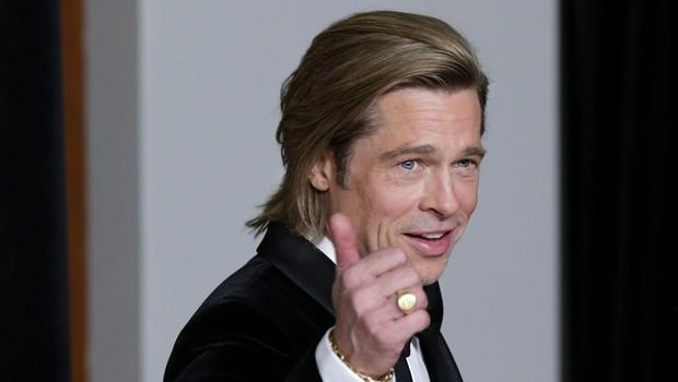 Brad Pitt zaljubljen v 27-letno dvojnico Angeline Jolie (foto: Profimedia)