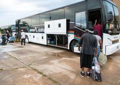 Orkan Laura se približuje obali Teksasa in Louisiane, evakuirali skoraj 600.000 ljudi