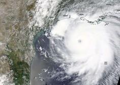 Laura ostaja orkan tudi 200 kilometrov v notranjosti Louisiane