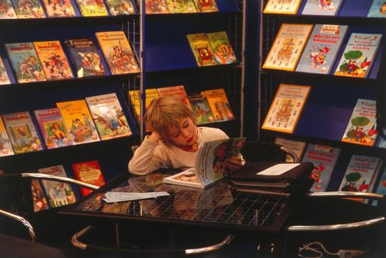 Naša mala knjižnica letos že trinajstič
