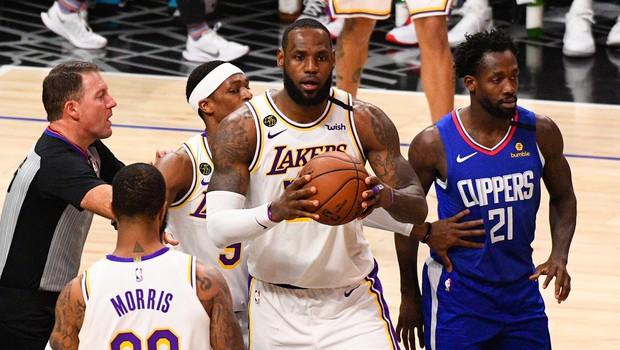 LeBron James pravi, da so temnopolti v ZDA prestrašeni (foto: profimedia)