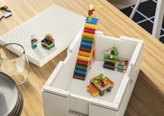 Le kaj si lahko obetamo od sodelovanja znamk Lego in Ikea?
