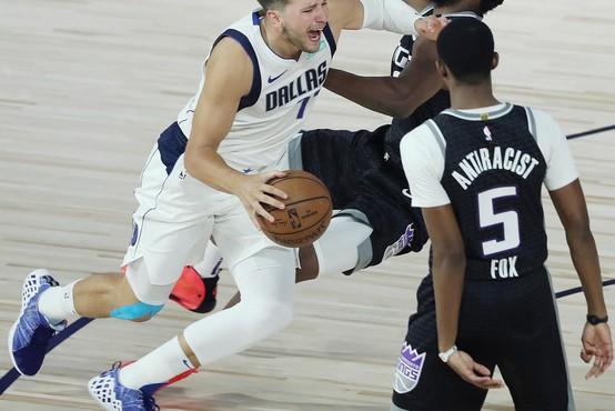 Košarkarji NBA ponovno na parket v noči s sobote na nedeljo po našem času