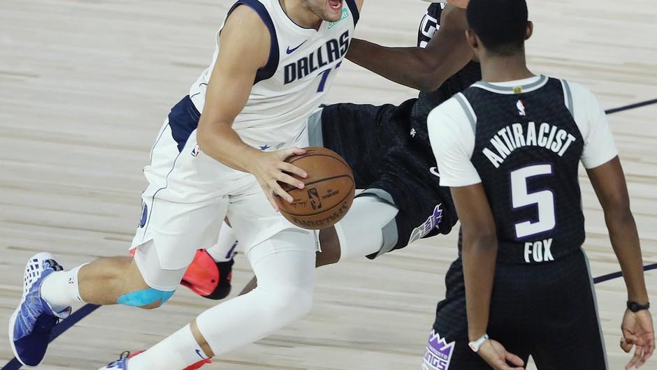 Košarkarji NBA ponovno na parket v noči s sobote na nedeljo po našem času (foto: profimedia)