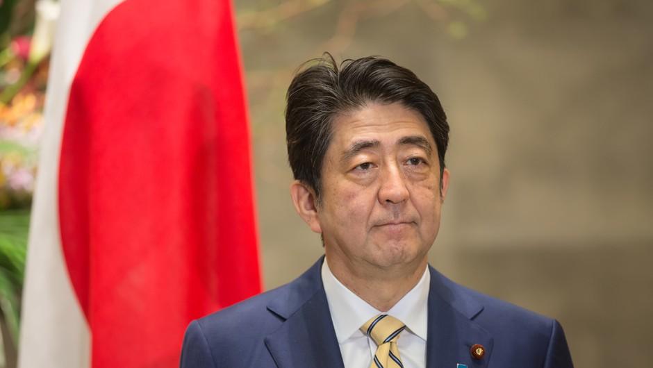 Japonski premier bo zaradi zdravstvenih težav odstopil (foto: Shutterstock)