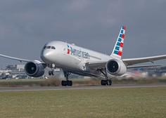 American Airlines v boj za potnike s posebnim razpršilom proti okužbi