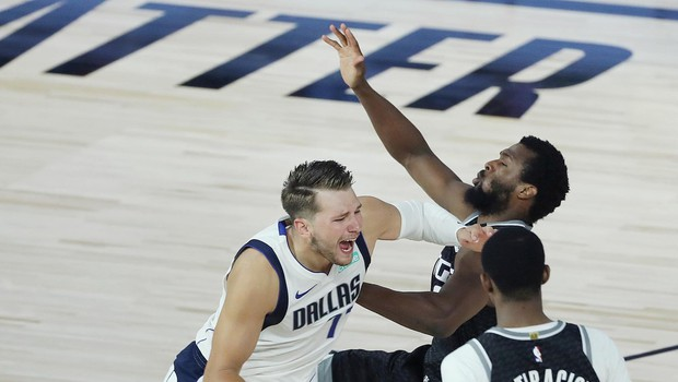 Za Dallas Maverick in Luko Dončića se je košarkarska sezona končala (foto: profimedia)