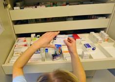 Lani več kot tisoč poročil o resnih domnevnih neželenih stranskih učinkih zdravil