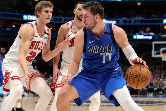 Luka Dončić: Moj cilj je naslov prvaka NBA in tako bo tudi v novi sezoni