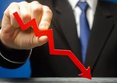 BDP v drugem četrtletju s 13-odstotnim padcem