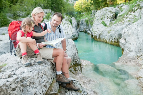 V Posočju slovenskih turistov štirikrat več kot lani, Nemci edini tujci, ki jih je toliko, kot lani