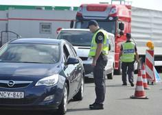 Madžarska zaprla meje, omilitev prehoda za državljane Češke, Slovaške in Poljske