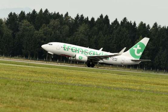 Ljubljansko letališče začasno brez povezave z Amsterdamom