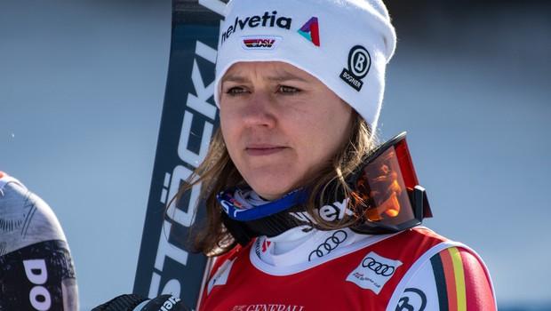 Viktoria Rebensburg končala smučarsko kariero (foto: Profimedia)