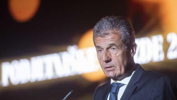 Tožilstvo zaradi prevzema Etre vložilo obtožnico proti Stojanu Petriču (foto: Bor Slana/STA)