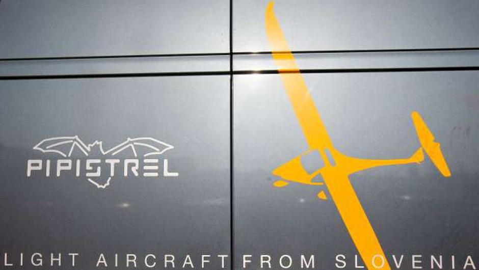 Ajdovski Pipistrel začel sprejemati naročila za novo linijo električnih letal Nuuva (foto: Stanko Gruden/STA)