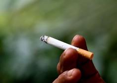 Oktobra podražitev cigaret za blizu pet odstotkov