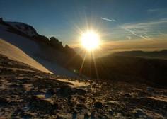 Zaradi globalnega segrevanja visokogorje vse bolj nevarno za obiskovalce