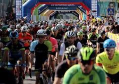 Maraton Franja letos v znamenju omejitev in kolesarske evforije