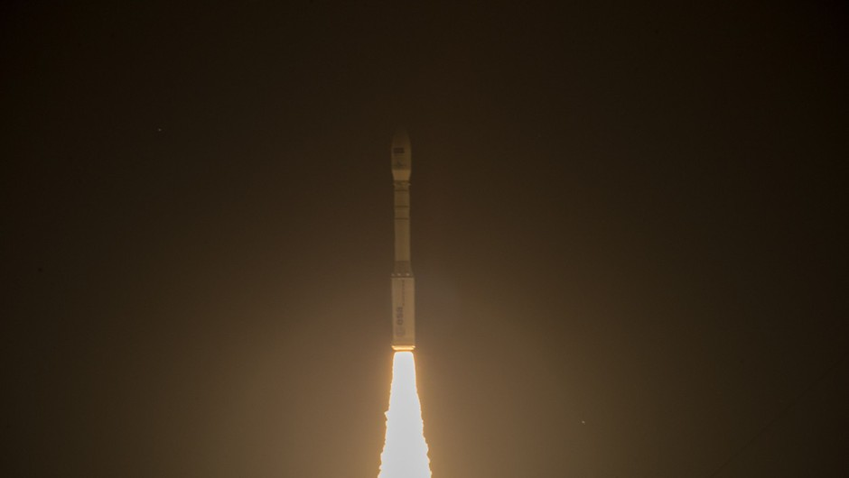 Izstrelitev rakete s prvima slovenskima satelitoma vendarle uspela. Slovenska razvijalca: Resno delo se šele začenja! (foto: Profimedia)