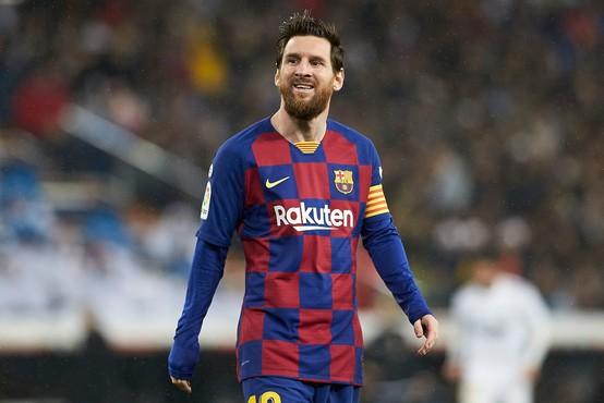 Messi-saga se nadaljuje